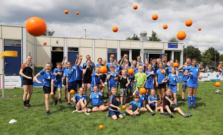 Zomereditie This is Korfball Tour groot succes