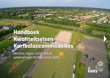 Handboek Kwaliteitseisen Korfbalaccommodaties