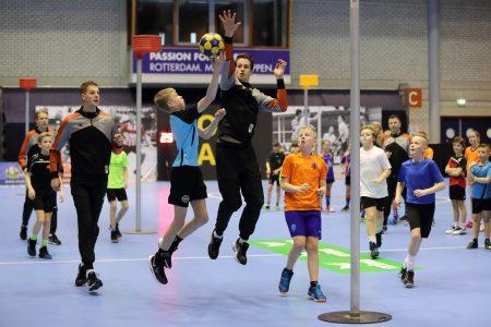 Korfbal Challenge trekt vijftienduizend liefhebbers