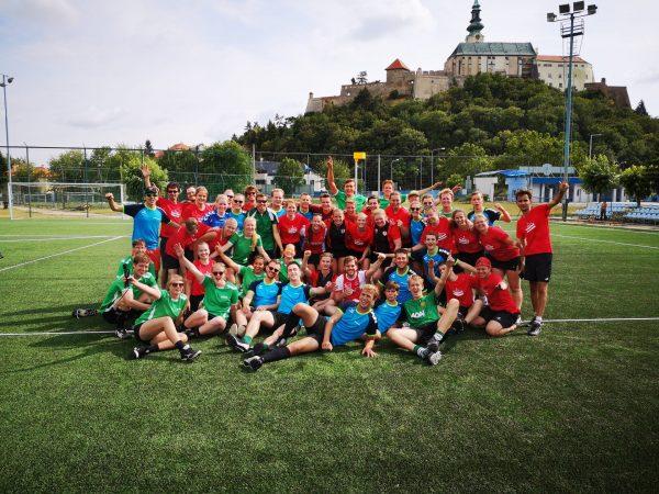 Studentenkorfbal biedt kans op ledenbehoud