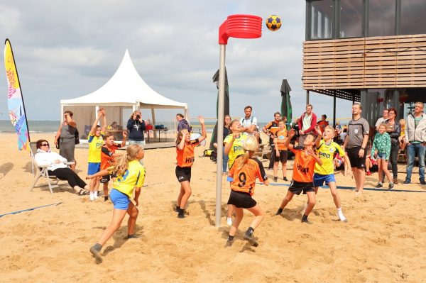 NK Beachkorfbal Outdoor