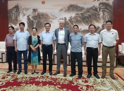 KNKV start samenwerking met China