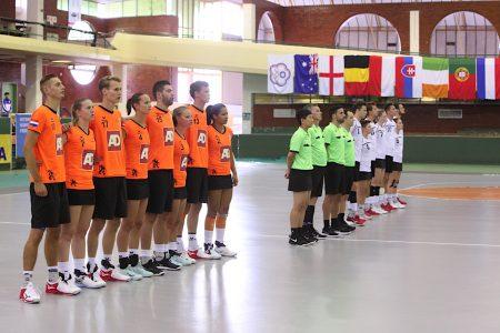 Ontstaan van internationaal korfbal
