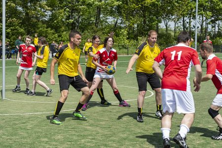 Special Olympics Nationale Spelen
