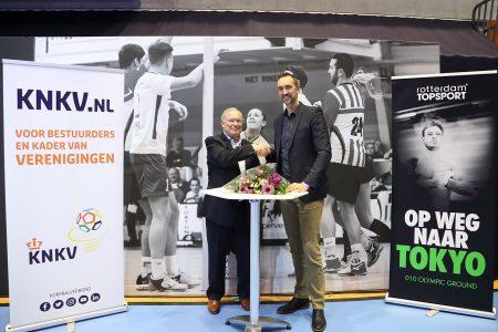 KNKV en Rotterdam Topsport bundelen opnieuw krachten