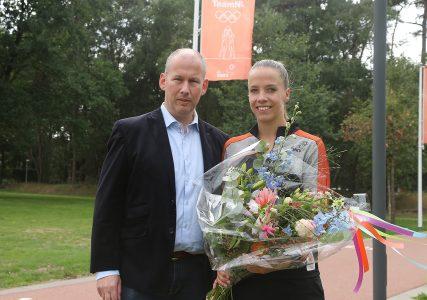 Suzanne Struik met 63 caps recordinternational