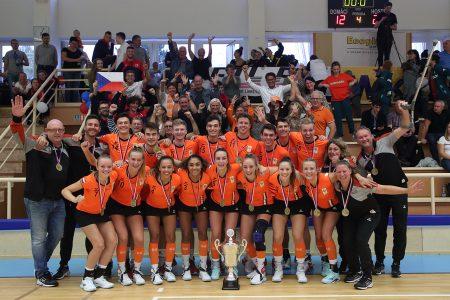 U21 in Tsjechië Europees Kampioen