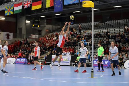 European Korfball Tour afgelast