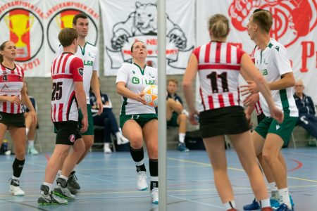 Update: geen degradatie in Korfbal League