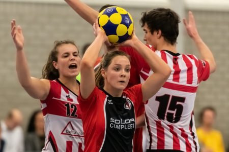 Korfbal League: uitbreiding play-offs