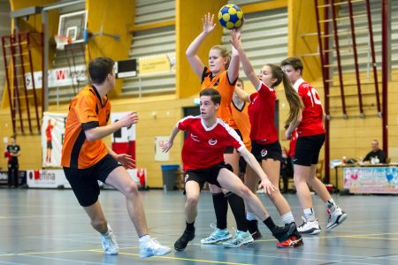 Streep door zaalcompetitie