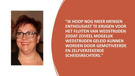 In de spotlight: Brigitte Strijbos