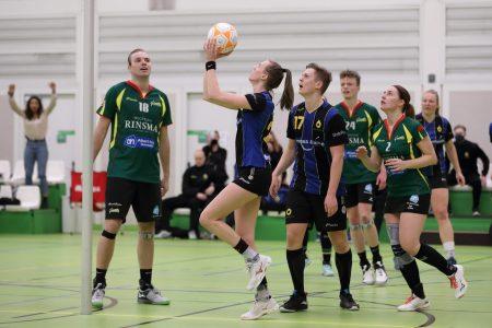 Korfbal Leagueseizoen 2021/2022 in twee fases