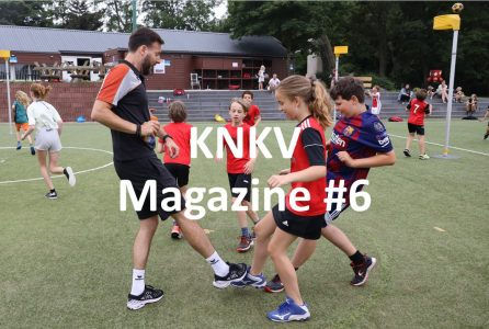 KNKV Magazine #6: ledenwerving en ledenbehoud