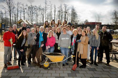 NLdoet: klussen klaren en vrijwilligers werven