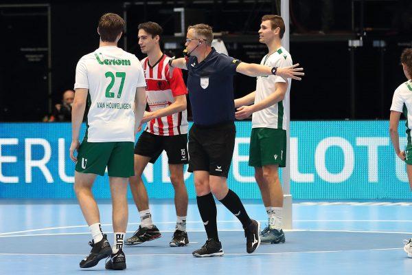 Zaterdag is korfbaldag voor Korfbal League scheidsrechter Peter van der Terp