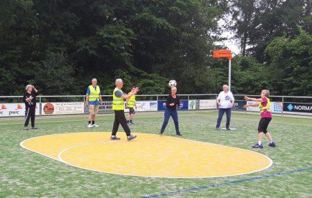 OldStars walking korfball: een verrijking voor verenigingen