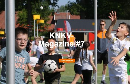 Inspirerende verhalen in het zevende KNKV Magazine